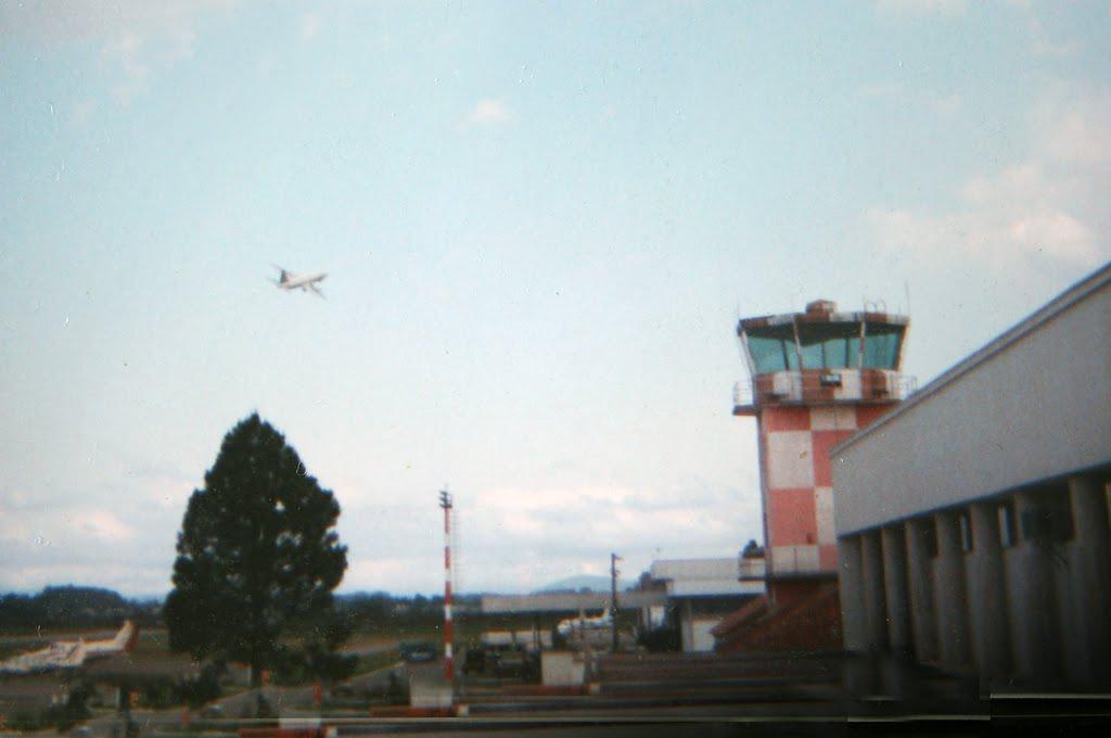 Aeroporto Afonso Pena : Afonso pena memória histÓrico do aeroporto