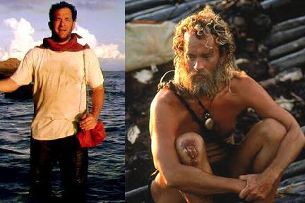 tom hanks castaway. 2011 Tom Hanks Cast Away took