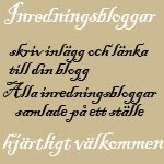 Inredningsbloggar