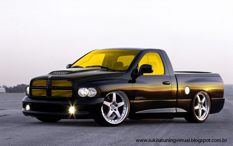 Conteudo Misto Dodge Ram Tunada