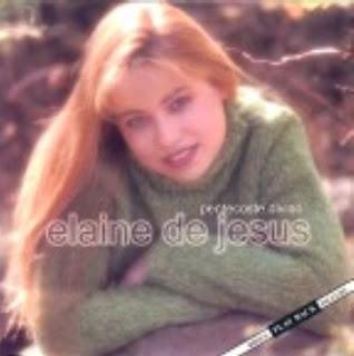 Elaine De Jesus - Pentecoste Div�no - Voz e Playback