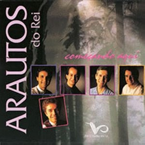 Arautos do Rei - Come�ando Aqui (Playback)