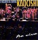 Banda Kadoshi   O Melhor do Kadoshi   Ao Vivo (1997) | músicas