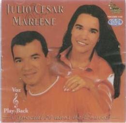 Julio César & Marlene – Especial 20 Anos (2000) | músicas
