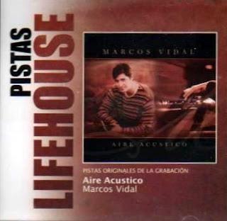 Marcos Vidal - Aire Acústico (2004) Pistas