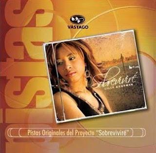Lilly Goodman   Sobreviviré (2007) Pistas | músicas