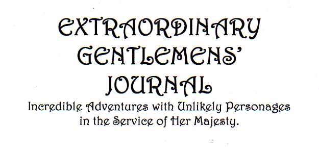 Extraordinary Gentlemens Journal