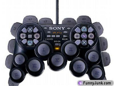 wii 2 hd controller. The prototype ps4 controller?