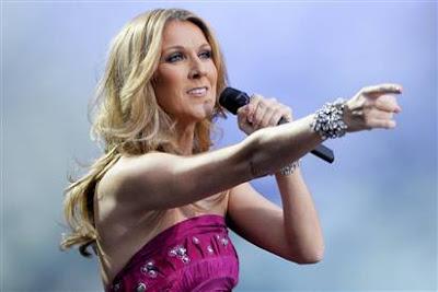 Celine Dion Zwaarte