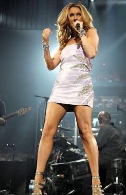 Celine Dion Zwaarte Pictures