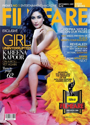 Kareena Kapoor Sizzles On Filmfare