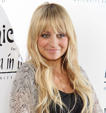 Nicole Richie Injured In Car Accident pics