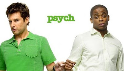 Psych Season 4 Episode 8 S04E08 Let's Get Hair photos