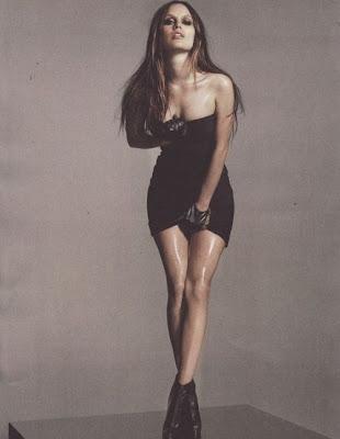 Rachel Bilson in Flaunt pictures