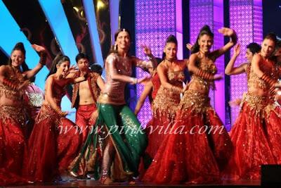 Deepika at Indian Express Sahara Sports Awards image