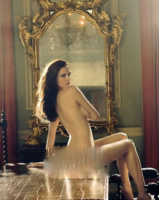 Eva green nude magazine