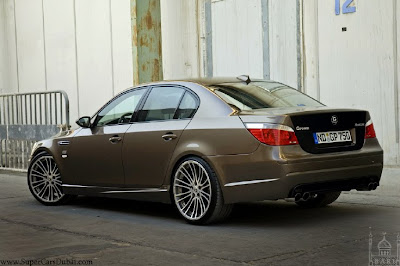 BMW M5 with 730 HP car photos gallery