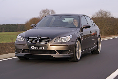 BMW M5 with 730 HP car photo