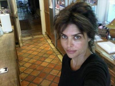 Lisa Rinna Without Makeup Photos