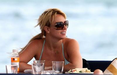 Britney Spears Bikini Photos in Sydney