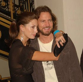 Eddie Vedder Jill McCormick Engaged pictures