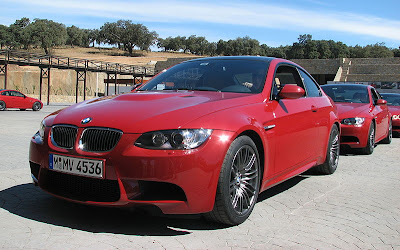 BMW M3 new photos
