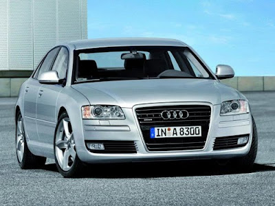 Audi A8 Luxury Cruiser pictures
