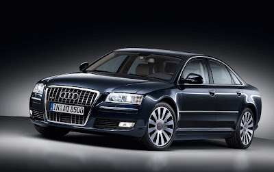 Audi A8 Luxury Cruiser pics