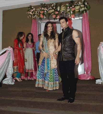 Isha Koppikar Wedding Pictures