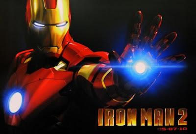 Iron Man 2 Poster photos