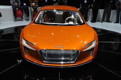 Audi E-Tron new photo