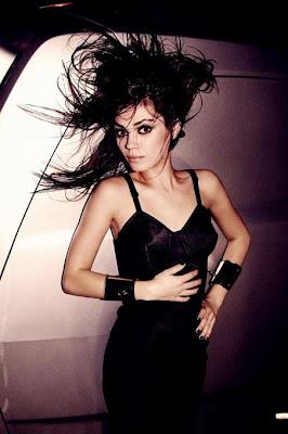 Mila Kunis Photo Shoot For BlackBook hot photos