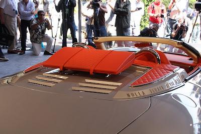 Spyker C8 Aileron Spyder photos