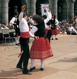 el baile mas tipico de extremadura