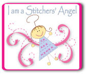 I am a Stitcher's  Angel