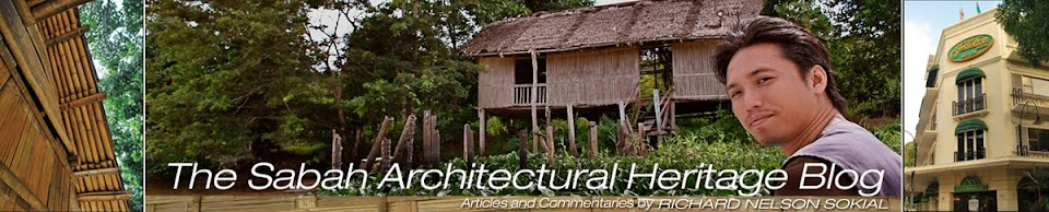 The Sabah Architectural Heritage Blog
