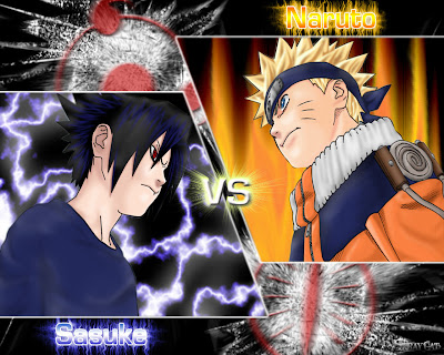 naruto vs sasuke wallpaper. Naruto vs Sasuke Wallpapers