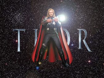 #4 Thor Wallpaper