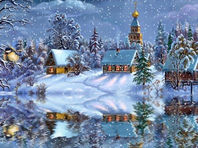 wallpapersku animated christmas wallpapers
