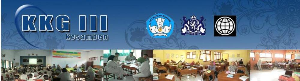 KKG (Kelompok Kerja Guru) III Kesamben