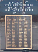 Names of Those Who Died