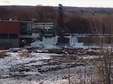 The Holyoke Dam