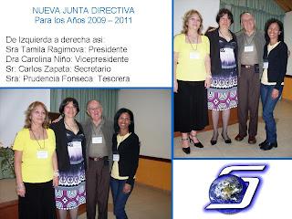 Directivos Asociación de Lectores del Libro de Urantia Colombia