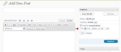 wordpress-scheduling