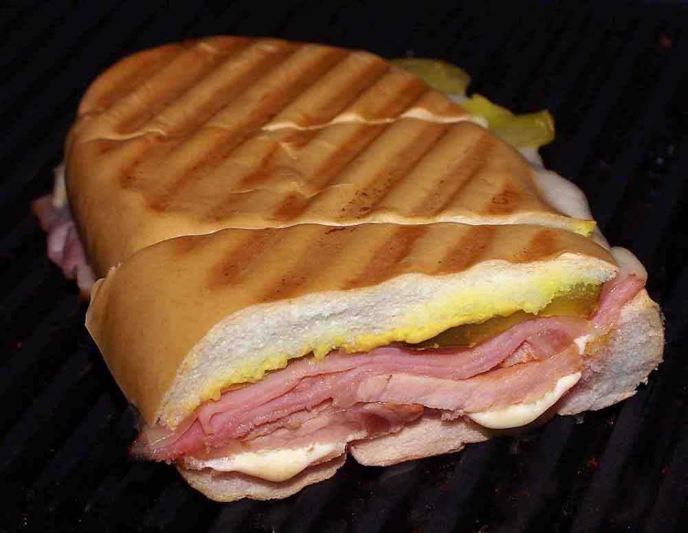 Edesia Eats: Mixto Sandwich (Cuban Sandwich)