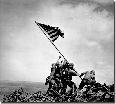 Las fotos de la historia: Iwo Jima