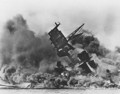 Las fotos de la historia: USS Arizona (Pearl Harbor)