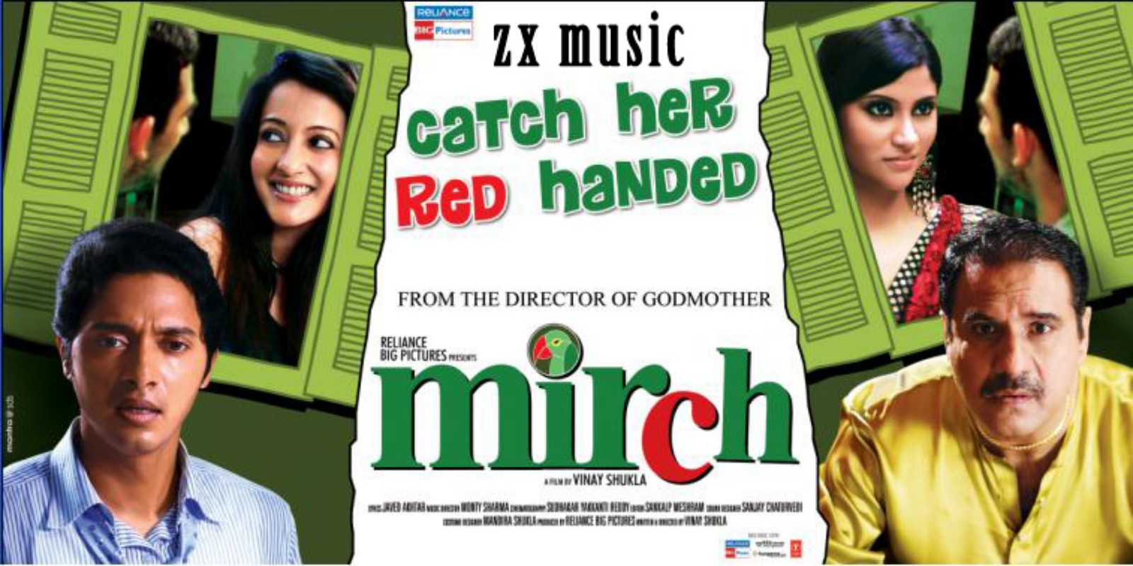 ZX Music: Mirch