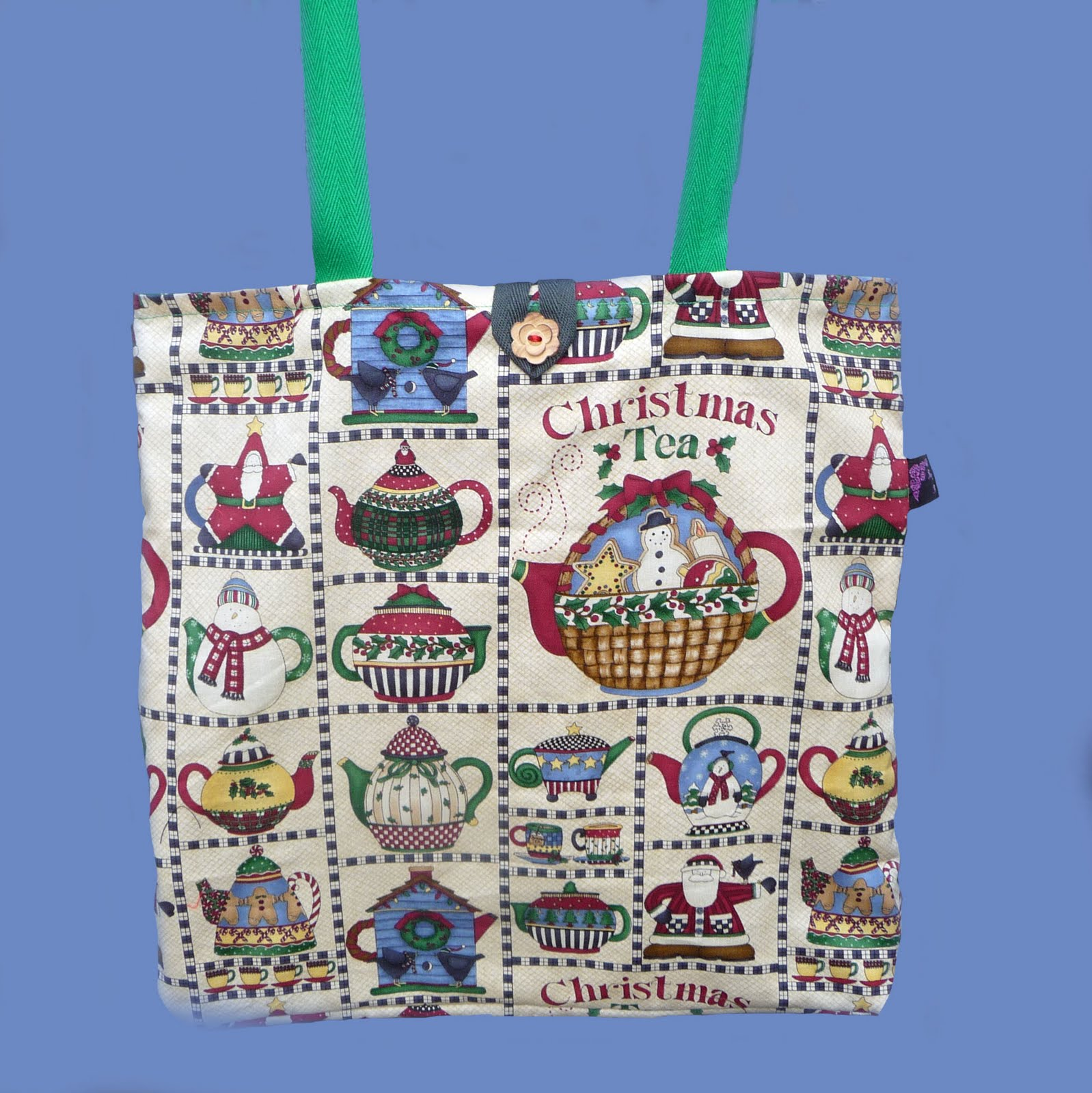 christmas bag theme