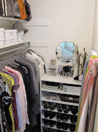 MASTER CLOSET<br> {click pic to see more of this space}